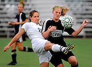 St. Joseph Academy vs Bentonville HS girls' soccer