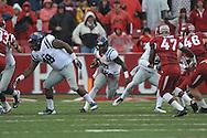 Ole Miss vs. Arkansas at Donald W. Reynolds Razorback Stadium in Fayetteville, Ark. on Saturday, November 22, 2014.