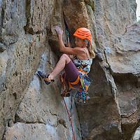 Lynn Hill - Boulder Canyon