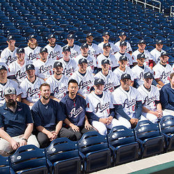Reno Aces media day portraits and team photo