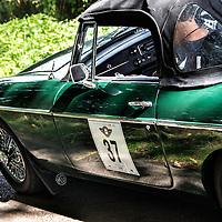 Car 37 David Maughan/Ann Maughan