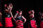 Dancers perform during the ICC Youthsava 2016 Dance Competition at the India Community Center in Milpitas, California, on April 9, 2016. (Stan Olszewski/SOSKIphoto)
