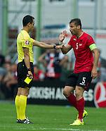 Albania v Switzerland 110616
