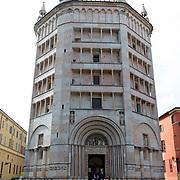 ITA/Parma/20120930- Battistero di Parma waar prinses Luisa Irene is gedoopt