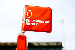 General View - Rogan/JMP - 12/10/2019 - RUGBY UNION - Sandy Park - Exeter, England - Exeter Chiefs v Bristol Bears - Premiership Rugby Cup.