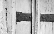 Henley, Oxfordshire. England General Views Henley Town  [Front Door and featured metal hinges, The Chantry House. behind  The Parish Church of St. Mary the Virgin]<br /> <br /> Thursday  01/12/2016<br /> © Peter SPURRIER<br /> LEICA CAMERA AG  LEICA Q (Typ 116)  f1.7  1/100sec  35mm  8.8MB