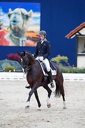 HOORE Wouter D (BEL), Drakkar van de Moerhoek<br /> Hagen - Horses and Dreams meets the Royal Kingdom of Jordan 2018<br /> Prix St Georges<br /> 25 April 2018<br /> www.sportfotos-lafrentz.de/Stefan Lafrentz