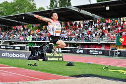 FUJISHIMA Daisuke, JPN, Long Jump, T44, 2013 IPC Athletics World Championships, Lyon, France