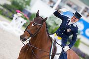 Charlotte Haid Bondergaard - Triviant 2<br /> World Equestrian Festival, CHIO Aachen 2013<br /> © DigiShots