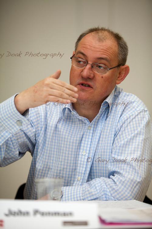Debating Matters 2011.Scotland & Northern Ireland Regional Final.Infomatics Forum.Edinburgh