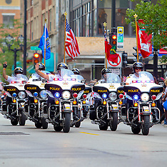 August 31, 2013: Harley Davidson 110th Anniversary Parade