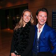 NLD/Amsterdam/20130309 - Modeshow Mart Visser zomer 2013, Sander Lusink en partner
