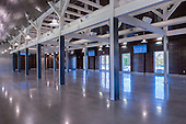 CityPlace Wednesday Pavilion Interiors