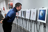 """Zakopane, Poland - 2019 January 18: Photo Exhibition """"PyeongChang 2018"""" while FIS Ski Jumping World Cup 2018-2019 - Men's Team HS134 at COS Wielka Krokiew on January 18, 2019 in Zakopane, Poland.<br /> <br /> Mandatory credit:<br /> Photo by © Adam Nurkiewicz<br /> <br /> Adam Nurkiewicz declares that he has no rights to the image of people at the photographs of his authorship.<br /> <br /> Picture also available in RAW (NEF) or TIFF format on special request.<br /> <br /> Any editorial, commercial or promotional use requires written permission from the author of image.<br /> <br /> Image can be used in the press when the method of use and the signature does not hurt people on the picture."""