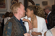UCHENNA, THOMAS HOUSEAGO,  Royal Academy of arts summer exhibition summer party. Piccadilly. London. 4 June 2019