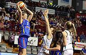 WNBL Adelaide Lightning vs Dandenong Rangers 4/1/14