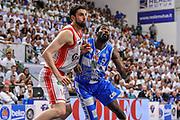 DESCRIZIONE : Campionato 2014/15 Serie A Beko Dinamo Banco di Sardegna Sassari - Grissin Bon Reggio Emilia Finale Playoff Gara6<br /> GIOCATORE : Shane Lawal Riccardo Cervi<br /> CATEGORIA : Rimbalzo Tagliafuori<br /> SQUADRA : Dinamo Banco di Sardegna Sassari<br /> EVENTO : LegaBasket Serie A Beko 2014/2015<br /> GARA : Dinamo Banco di Sardegna Sassari - Grissin Bon Reggio Emilia Finale Playoff Gara6<br /> DATA : 24/06/2015<br /> SPORT : Pallacanestro <br /> AUTORE : Agenzia Ciamillo-Castoria/C.Atzori