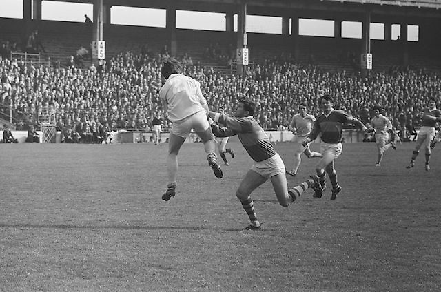 02.05.1971 Football NFL Kerry Vs Dublin