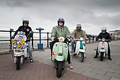 Photo Story: Grimsby Scooter Men & Lady