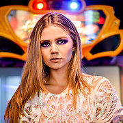 EPFW Photographer - Model Meet Up at Dave N Busters