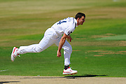 Hampshire's Ryan McLaren during the Specsavers County Champ Div 1 match between Hampshire County Cricket Club and Surrey County Cricket Club at the Ageas Bowl, Southampton, United Kingdom on 18 July 2016. Photo by Graham Hunt.