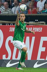 10.09.2011, Weser Stadion, Bremen, GER, 1.FBL, Werder Bremen vs Hamburger SV, im Bild.Marko Arnautovic (Bremen #7).// during the Match GER, 1.FBL, Werder Bremen vs Hamburger SV on 2011/09/10,  Weser Stadion, Bremen, Germany..EXPA Pictures © 2011, PhotoCredit: EXPA/ nph/  Kokenge       ****** out of GER / CRO  / BEL ******