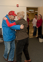 Senior Momentum Valentine's Day dance hosted by Gilford Parks and Recreation February 14, 2011.