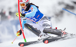 29.12.2014, Hohe Mut, Kühtai, AUT, FIS Ski Weltcup, Kühtai, Slalom, Damen, 1. Durchgang, im Bild Christina Geiger (GER) // Christina Geiger of Germany in action during 1st run of Ladies Slalom of the Kuehtai FIS Ski Alpine World Cup at the Hohe Mut Course in Kuehtai, Austria on 2014/12/29. EXPA Pictures © 2014, PhotoCredit: EXPA/ JFK