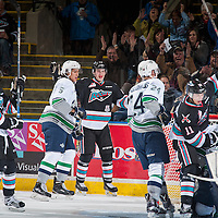 112515 Seattle Thunderbirds at Kelowna Rockets