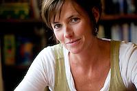 Jackson author Alexandra Fuller.