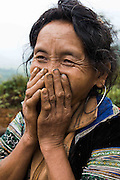 """EXCLUSIVE FEATURE:<br /> Hidden Smiles<br /> <br /> French photographer, Réhahn, has been traveling across Vietnam, capturing the essence of the country; hidden smiles. He has met some very special people and once establishing a friendship with them, he uses his camera to create breath-taking portraits of 'hidden smiles'.<br /> <br /> """"I was looking for a perfect photo for my book cover and when I came through my collection I noticed that I had many photos of women covering their mouths. In each trip, I can get one or two so I don't really realise but when I browsed my hard drive it became obvious!"""" says the talented photographer.<br /> Réhahn thinks that many Vietnamese people cover their mouths when facing the camera out of modesty or politeness, a mark of elegance.<br /> <br /> The reason for Réhahn only photographing his subjects when he has struck up a friendship with them is because he tries to capture emotions.<br /> <br /> """"We can't usually get them to be natural in two minutes. It's also a kind of respect. Without the model, the photographers do not exist. Also, I can say that I'm a humanist before being a photographer. I like the story behind the photos.<br /> <br /> Vietnam has been voted the second happiest country in the world. Réhahn has been living there for three years and he thinks that in the area where he resides, they are all happy.<br /> """"They smile all day and bring me a good energy. Imagine your neighbour saying hello with a big smile every morning"""" says Réhahn.<br /> <br /> According to Réhahn, Hidden Smiles is a way to make a sparkling portrait. """"Eyes are wrinkles are a good combination. Their hands also tell a story sometimes"""".<br /> The French photographer is planning on taking 100 Hidden Smiles portraits before the end of this year.<br /> ©IMP/Exclusivepix media"""