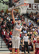 November 15, 2014: The Dallas Christian College Crusaders play against the Oklahoma Christian University Eagles in the Eagles Nest on the campus of Oklahoma Christian University.
