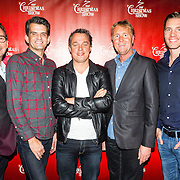 NLD/Amsterdam/20161012 - RTL presenteert cast The Christmas Show, crew