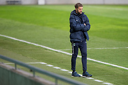 Igor Biscan, head coach of NK Olimpija Ljubljana during football match between NK Olimpija Ljubljana and NK Celje in 1st leg match in Semifinal of Slovenian cup 2017/2018, on April 4, 2018 in SRC Stozice, Ljubljana, Slovenia. Photo by Urban Urbanc / Sportida