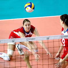 20050918 CRO: EK Volleybal Rusland - Spanje, Pula
