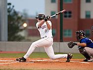 April 9, 2009: The Oklahoma City University Stars play against the Oklahoma Christian University Eagles at Dobson Field on the campus of Oklahoma Christian University.
