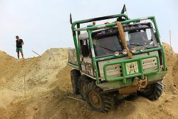 CZECH REPUBLIC VYSOCINA KUNSTAT 16AUG15 - Truck Trial event near Kunstat, Vysocina, Czech Republic.<br /> <br /> jre/Photo by Jiri Rezac<br /> <br /> © Jiri Rezac 2015