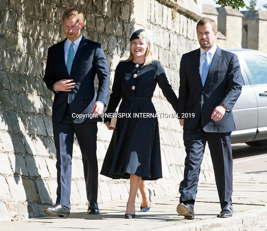 Queen Elizabeth Celebrates 93rd Birthday | Newspix International