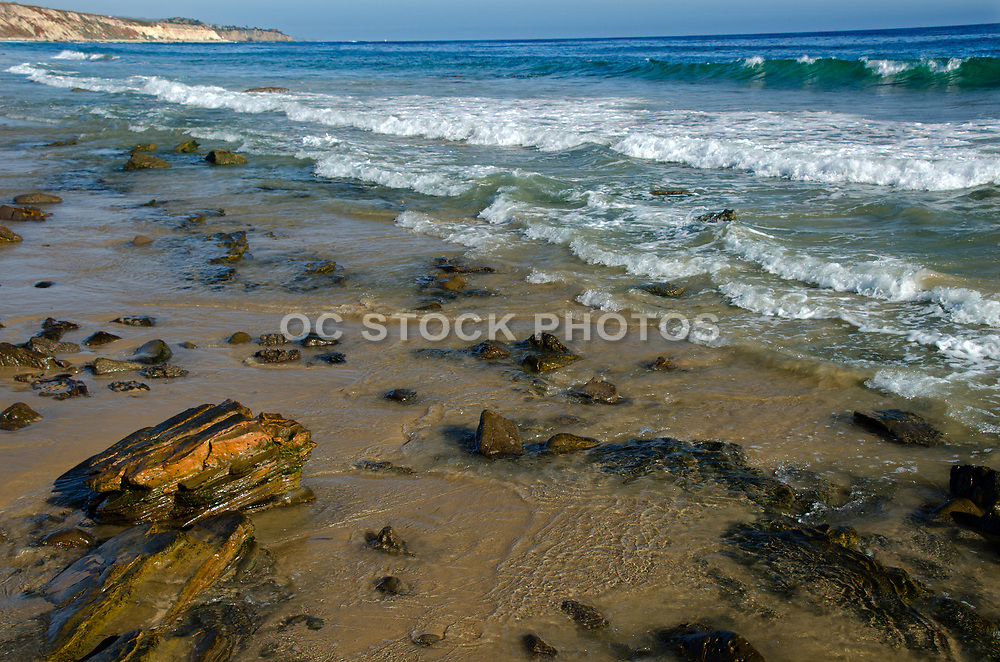 Crystal Cove Sate Park Beach