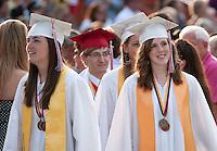 Laconia High School Graduation Friday, June 10, 2011.