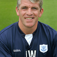 St Johnstone FC  season 2005-2006<br />Jim Weir<br /><br />Picture by Graeme Hart.<br />Copyright Perthshire Picture Agency<br />Tel: 01738 623350  Mobile: 07990 594431
