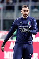 Milano - Play off Qualificazioni Russia 2018   -  Italia-Svezia  nella  foto: Gianluigi Donnarumma