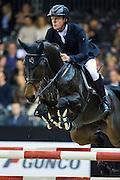 Willem Greve - Zypria S<br /> Jumping Indoor Maastricht 2016<br /> © DigiShots
