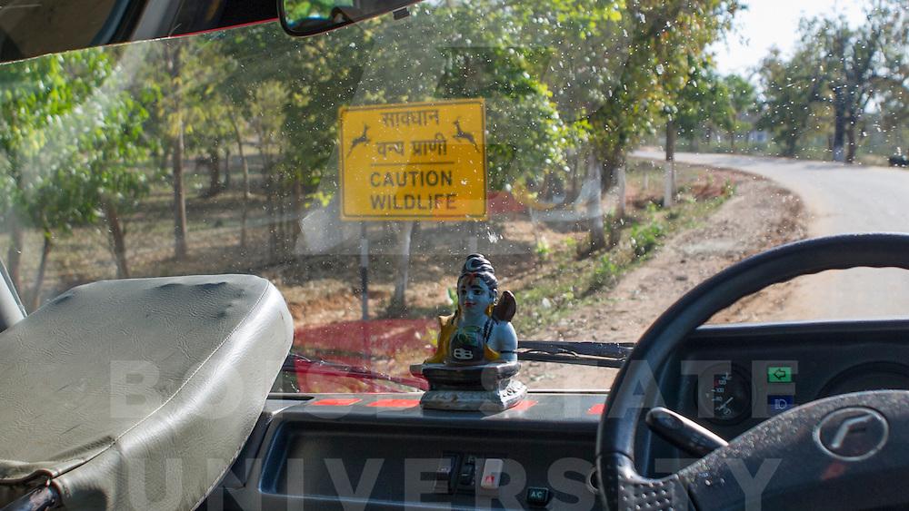 India Spring Break, Delhi, Road to Bandhavgarh,  John Kelly photo