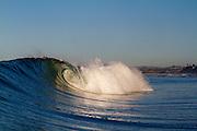 Waves Crashing in San Clemente