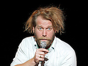 Circus of Comedy <br /> at The Arcola Tent, Dalston, Great Britain <br /> 22nd October 2011 <br /> <br /> Tony Law<br /> <br /> <br /> Photograph by Elliott Franks
