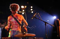 Dustin Thomas performing at Tugu Hotel for Bali Spirit Festival, 31/3/2013.