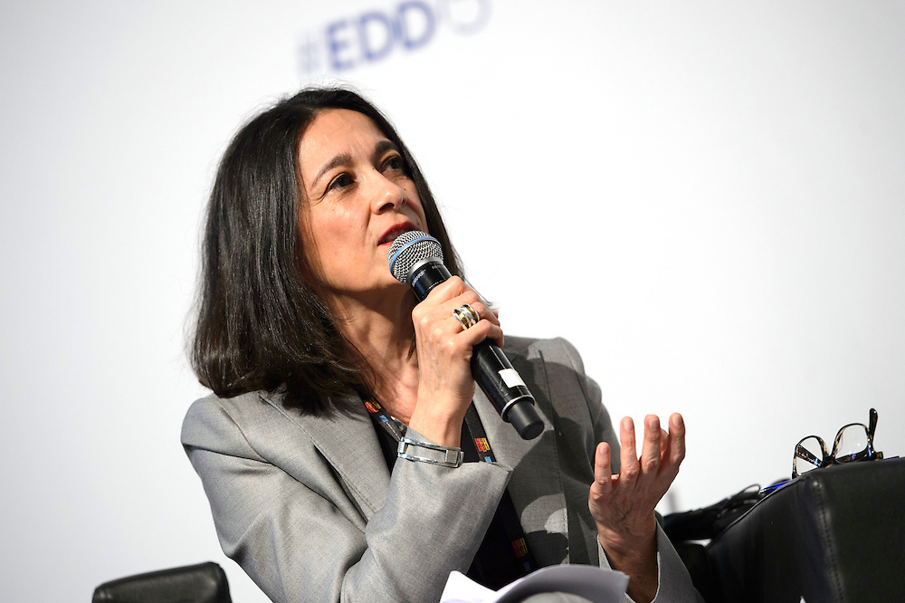 03 June 2015 - Belgium - Brussels - European Development Days - EDD - Gender - Ending gender inequality by 2030! - Martha Chouchena-Rojas , Head of Global Advocacy CARE International , CONCORD Gender Working Group © European Union