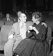 Two extensive archive from 1954 for Saturday Evening Post; &quot;My Old Man Groucho&quot; written by Arthur Marx. <br />