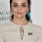 Hayley Squires attends the EE BAFTA Film Awards Nominations Announcement on 9 january 2019, london, UK.